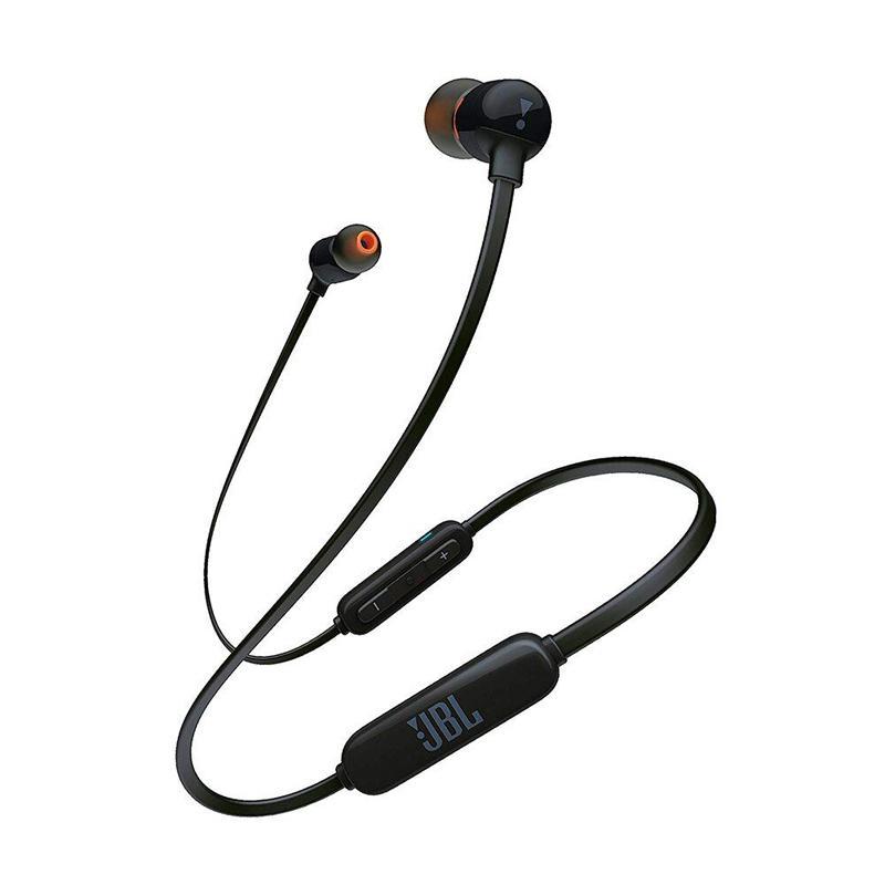 JBL Tune 110BT Wireless Earphones - Black
