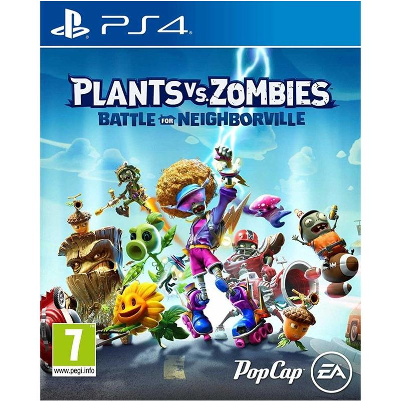 Plants Vs Zombies: Battle For Neighborville (Sony PS4)