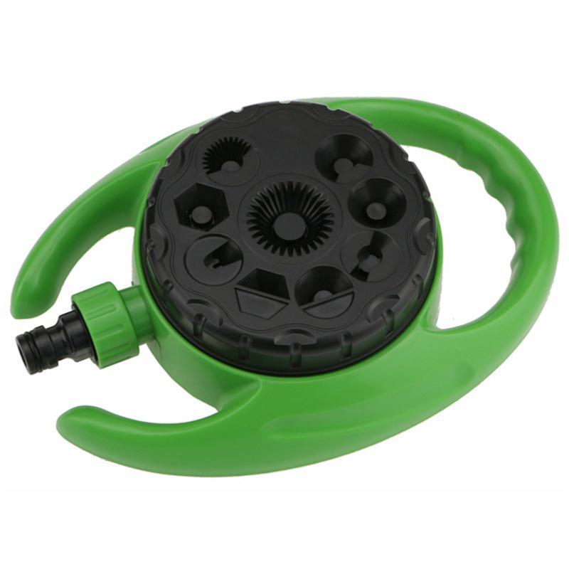 9 Pattern Dial Lawn Sprinkler - 150mm Diameter
