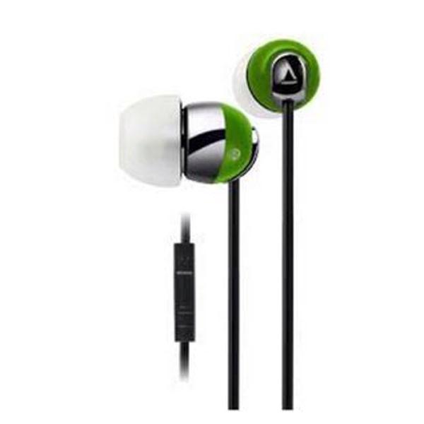Creative HS-660i2 Mobile In-Ear Headset Green