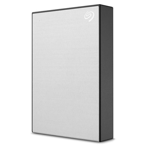 Seagate 5TB Backup Plus USB 3.0 Portable Drive External HDD (Silver)