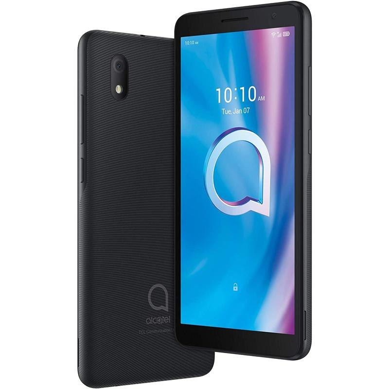 Alcatel 1B (2020) 16GB Dual SIM Smartphone - Black