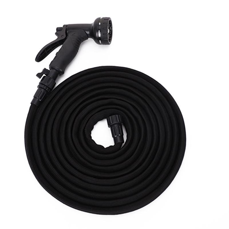 Revolutionary Expandable 100Ft Garden Hose - Black