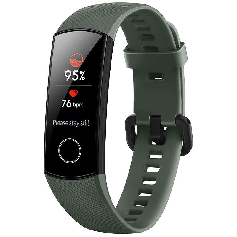 Huawei HONOR Band 5 Fitness Tracker Watch - Olive Green