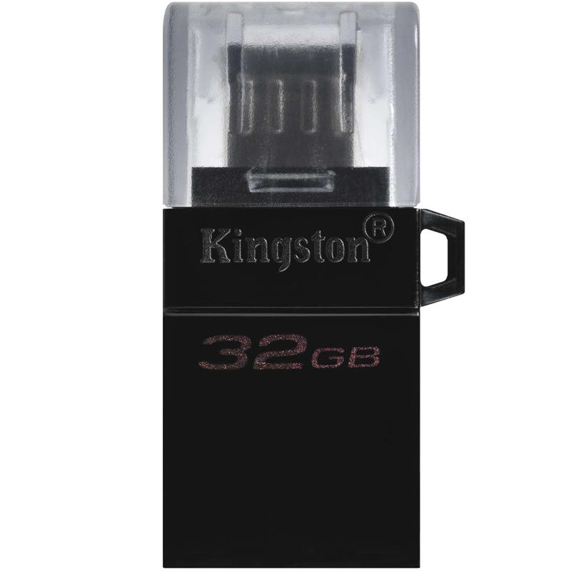 Kingston 32GB DataTraveler Micro Duo 3 Gen2 Android OTG USB Flash Drive