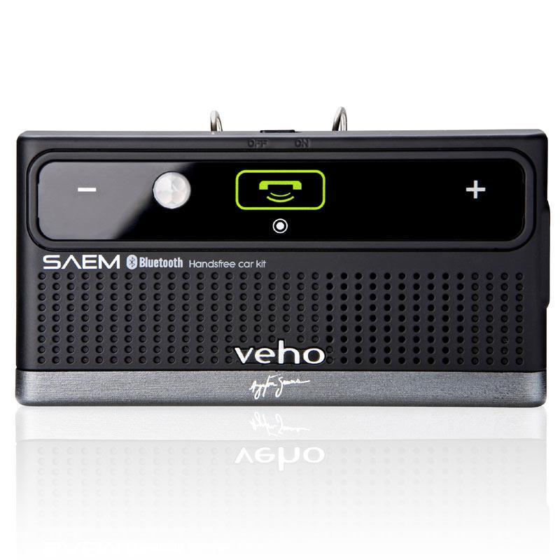 Veho SAEM S3 Ayrton Senna Collection Bluetooth Car Kit (VBC-002-AS)