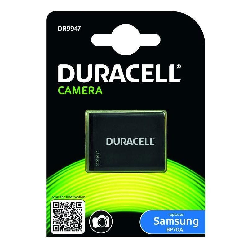 Duracell Samsung BP70A Camera Battery