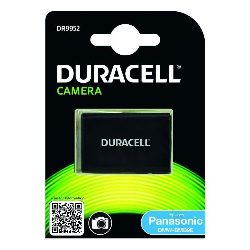 Duracell Panasonic Camera Battery (DMW-BMB9E)