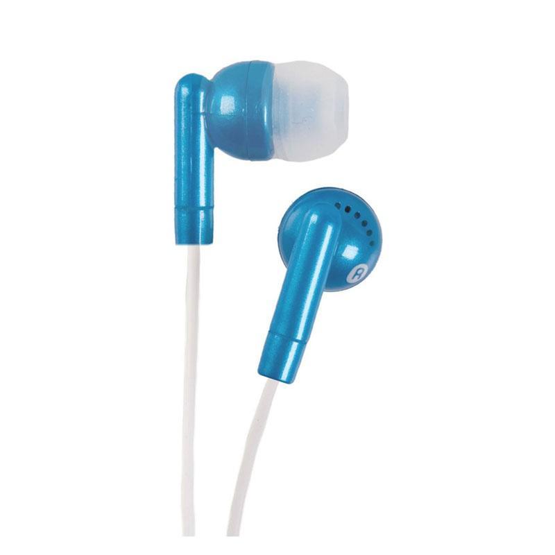 Groov-e Kandy Earphones - Blue