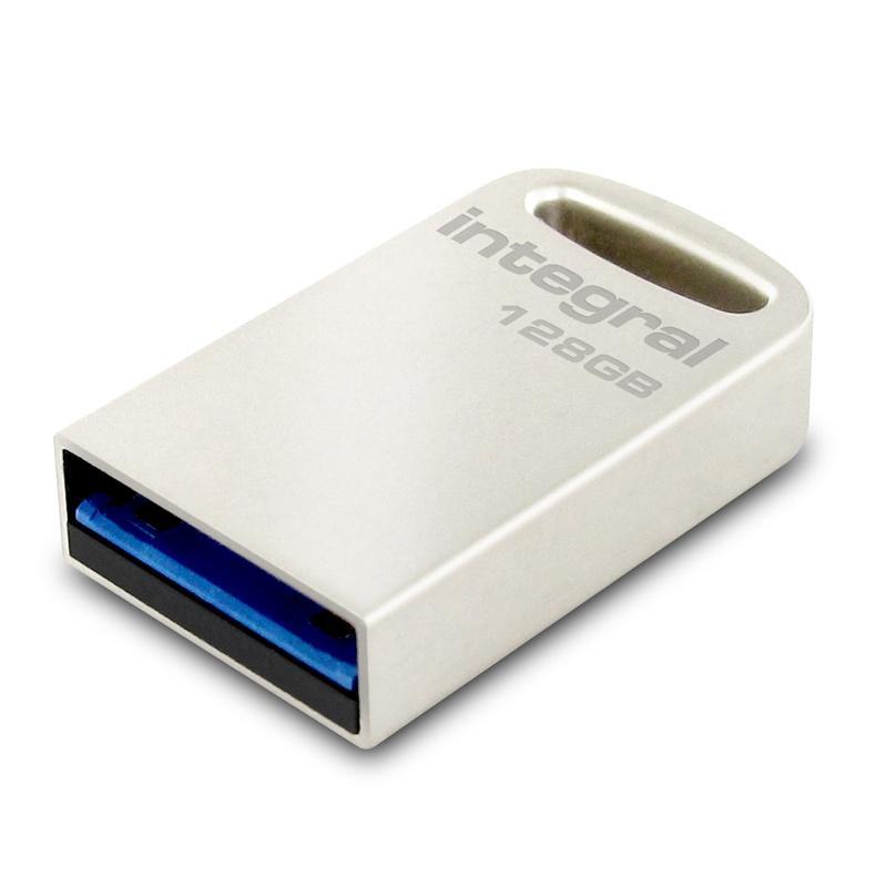 Integral 128GB Fusion USB 3.0 Flash Drive - 130MB/s