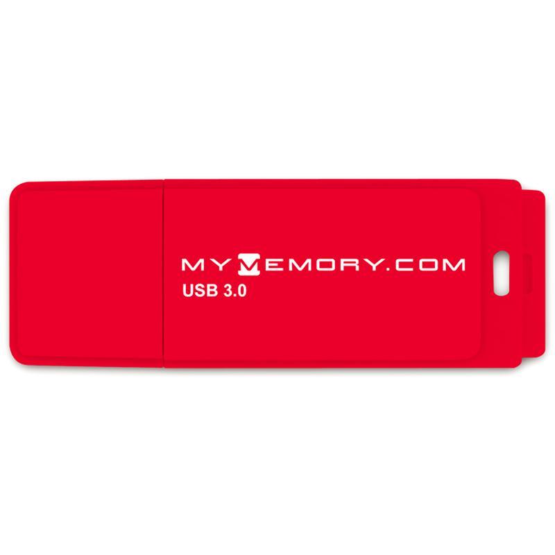 MyMemory 16GB USB 3.0 Flash-Laufwerk - 80MB/s - Rot