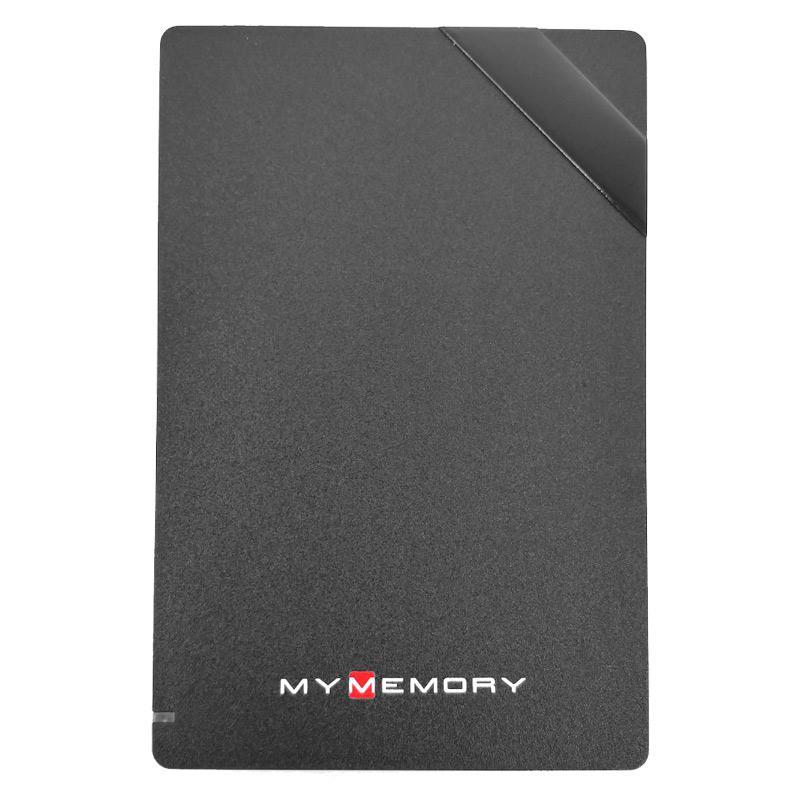 MyMemory 5000GB USB 3.0 Tragbare Festplatte  - Schwarz