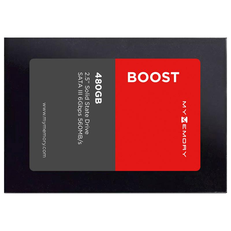 MyMemory Boost Internes SSD Laufwerk 2,5