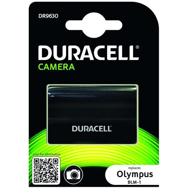 Duracell Olympus BLM-1 Camera Akku