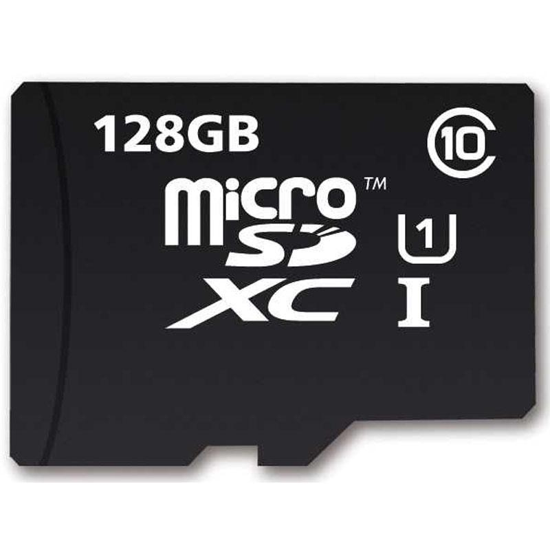 MyMemory 128GB Micro SDXC Karte 80MB/s mit Adapter Class 10 - UHS-I U1