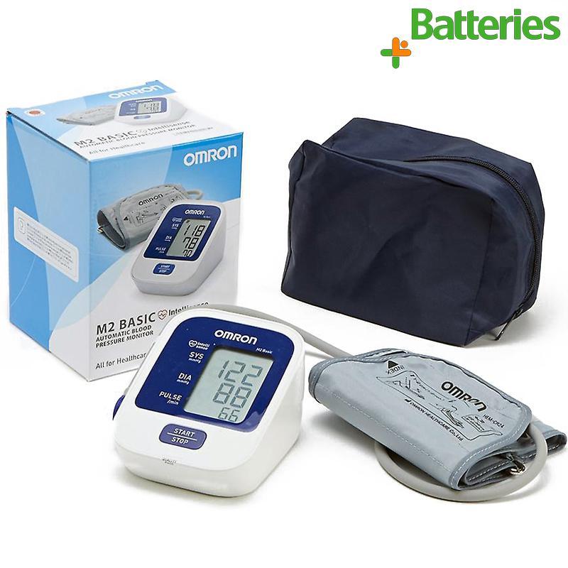 Omron M2 Basic Blutdruckmessgerät