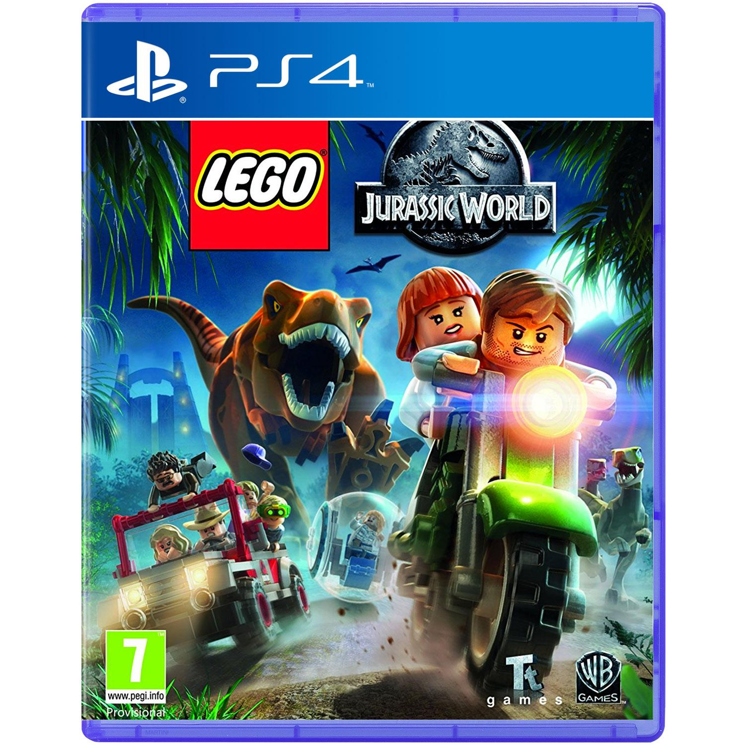 LEGO Jurassic World (Sony PS4)