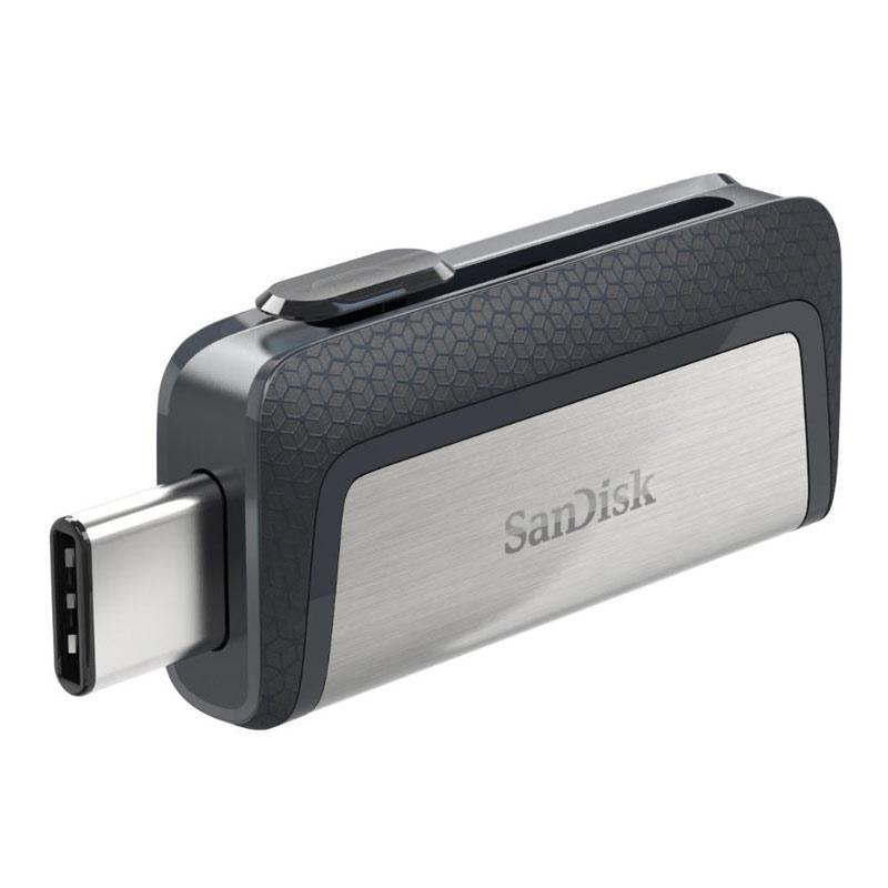 SanDisk 32 GB Dual USB-C 3.1 Flash-Laufwerk - 150 MB / s