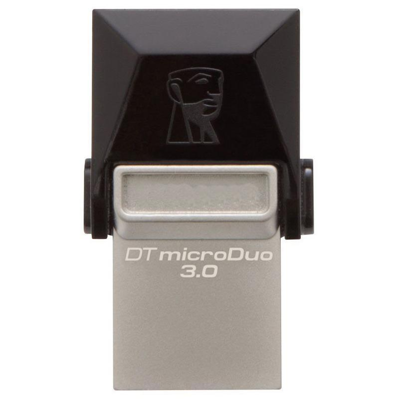 Kingston 32GB Data Traveler MicroDuo USB 3.0 OTG Micro USB Stick
