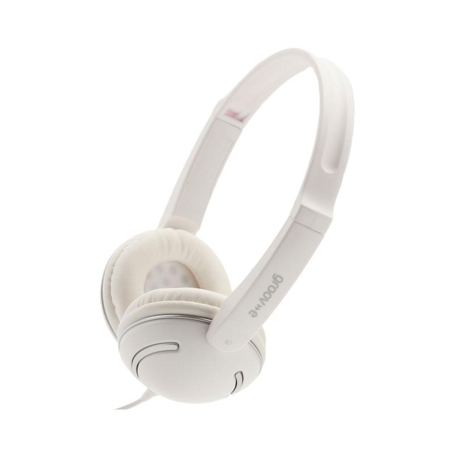 Groov-e Kids Streetz Kopfhörer - Weiß