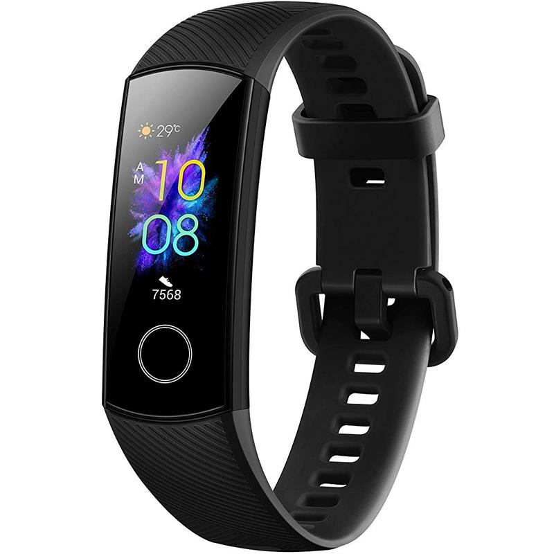 Huawei HONOR Band 5 Fitness Tracker Watch - Black