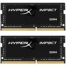 HyperX IMPACT 16GB (2 x 8GB) 2400MHz DDR4 260 Pin CL14 SO-DIMM Laptop Memory Module