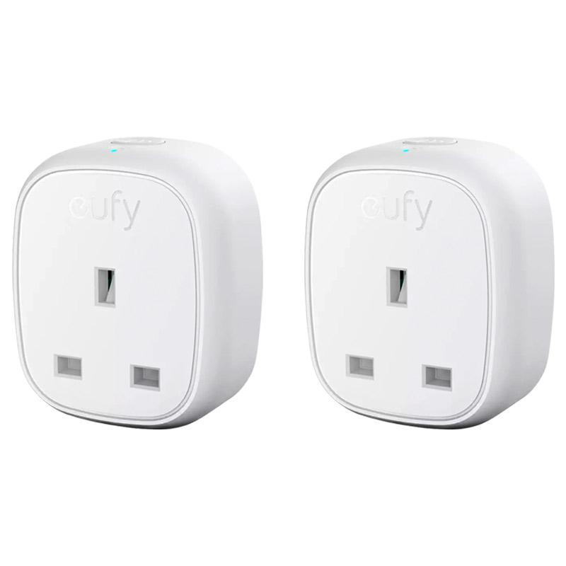 Anker Eufy Smart Wireless WiFi Plug - 2 Pack