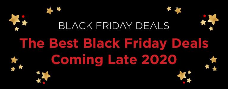 Black Friday Deals 2020