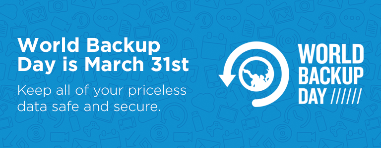 Keep all of your priceless data safe and secure.