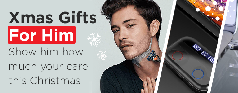 Shop Our Range of Gifts For Him This Christmas