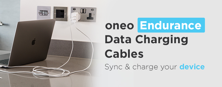 oneo Data Charging Cables! Sync & charge your device