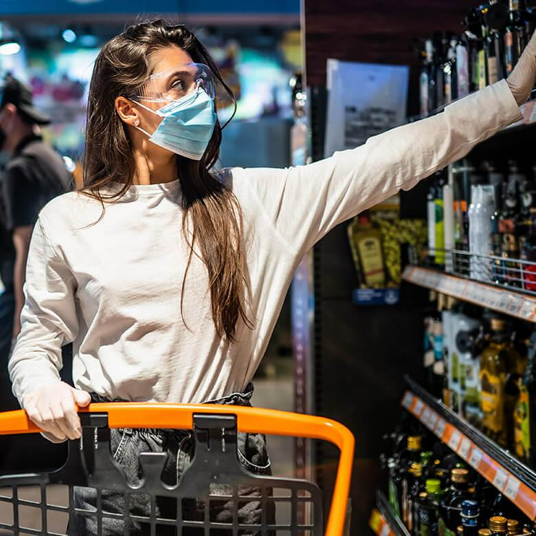 Protective Health Care Essentials  - From Face Masks to Alcohol Gel