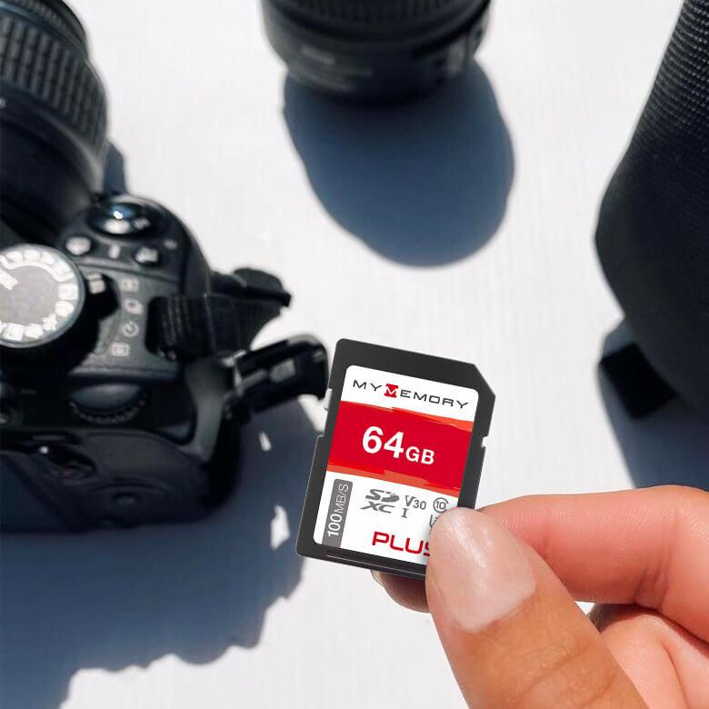 SDXC Memory Cards             + Free UK Delivery